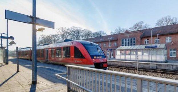 Deutsche Bahn wants to put more money in regional networks