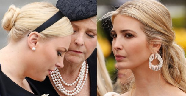 Didn't know that Ivanka should be present during the Trump-slaughter