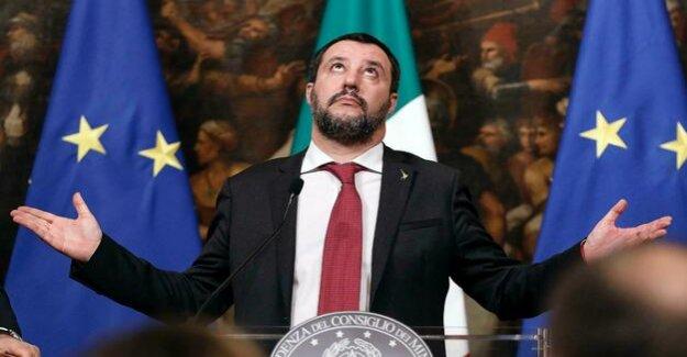 Dispute between Salvini and Macron : France recalls Ambassador from Italy