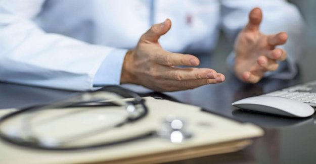 Doctors earn 67 Swiss francs in the hour