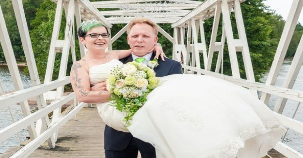 Dream wedding sex fight - fiery lohja types of brides: let you f'ing more often!