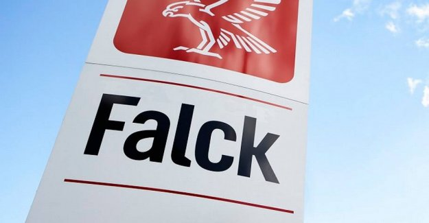 Dutch graverjournalist feel abused by Falck