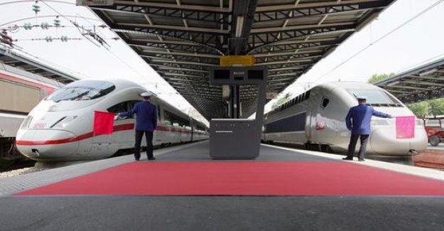 EU Commission, Siemens says-Alstom merger