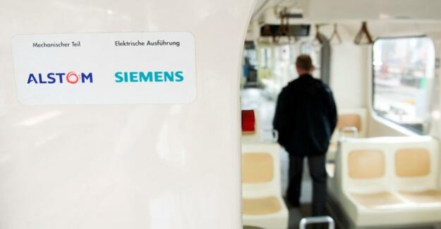 EU Commission : rail-merger of Siemens and Alstom says officially