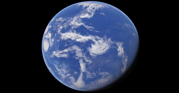 Earth is thanks to Supernova, no ocean planet