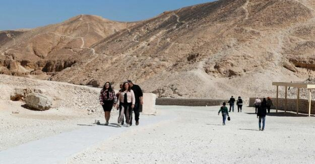 Egypt : German tourist, in the case of house collapse in Luxor killed