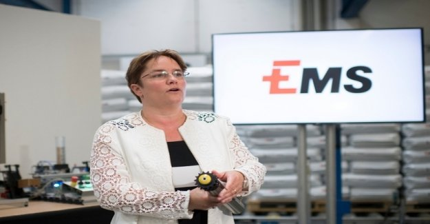 Ems-Chemie has also given 2018 strong Gas