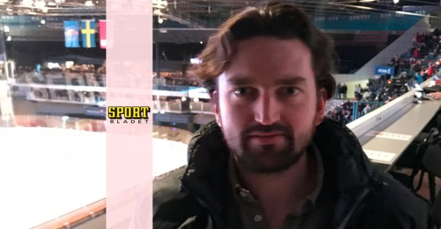 Enroth: Financially good for me