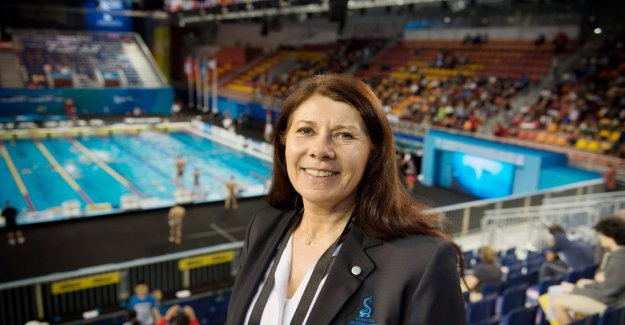 Erik Helmerson: Therefore it was right that the swimming federation's president had to go
