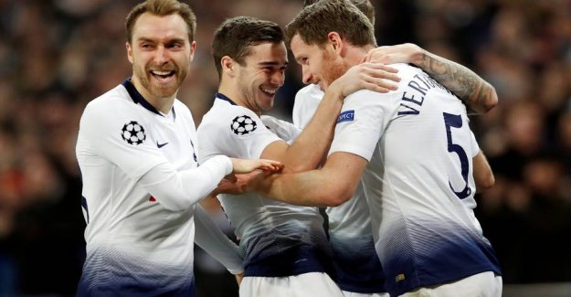 Eriksen gets praise from an unexpected side: Compared with the world's best