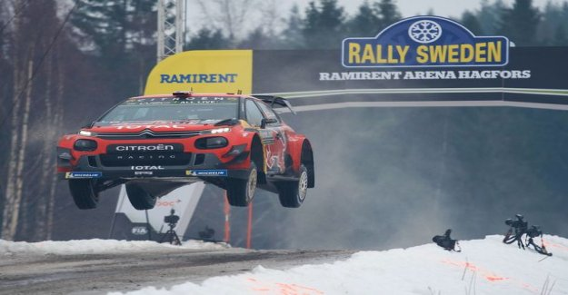 Esapekka Lappi race was about to go over like a lead balloon: it's a Wonder that this situation was