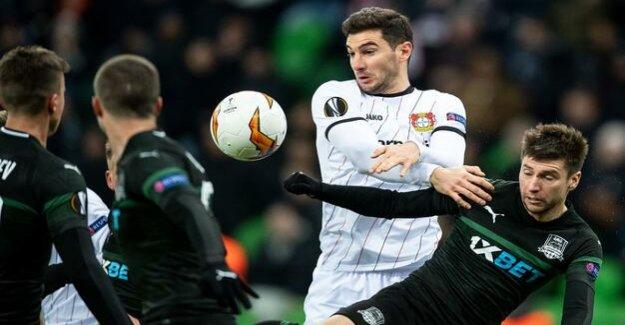 Europa League : Frankfurt and Leverkusen to win regular starting positions