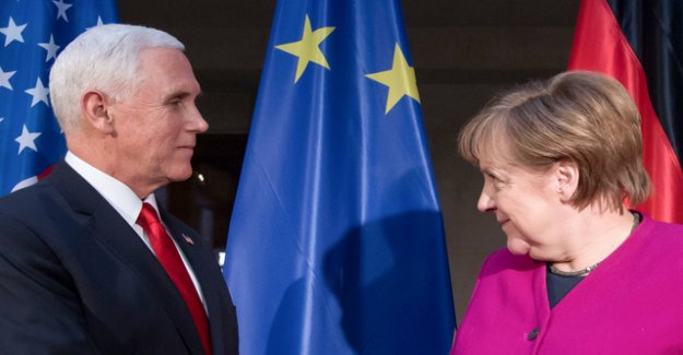 Europe's impotence in the Powerplay of the great powers