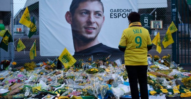 FC Nantes demands that Cardiff City 17 million to pay for Sala
