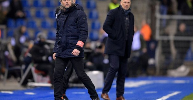 FT Belgium. Clement and Preud'homme should be 'compensation' pay - OHL shares free tickets - Faes (KV Oostende) two duels suspended