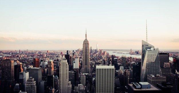 Fancy a city break? New York gets a beach