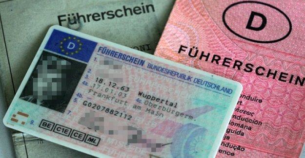 Federal Council sets out Plan for exchange for old driving licences