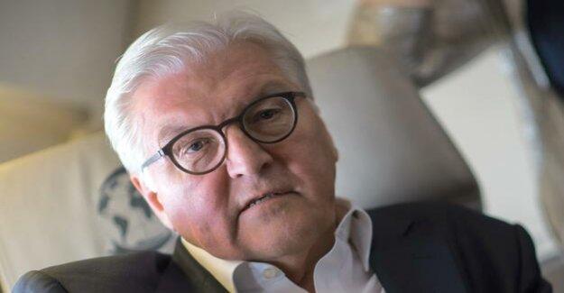 Federal President of Germany : Steinmeier: memory must remain alive