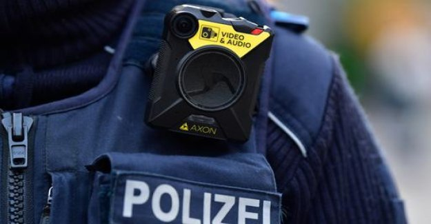 Federal police may, in the future, make use of body Cams