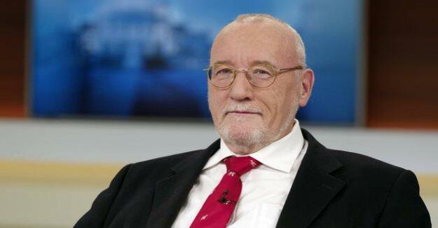 Fine dust debate : lung doctor Köhler defended limit-paper