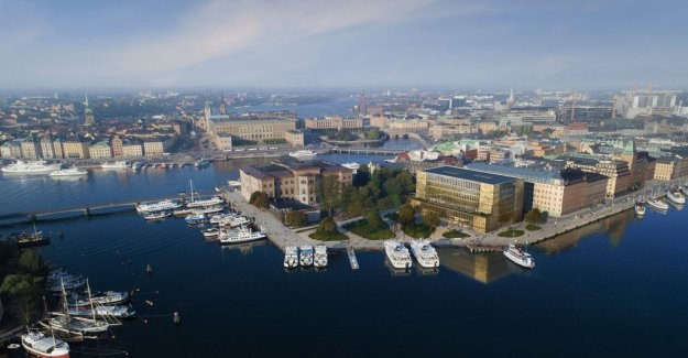 Five construction projects in Stockholm, as it's been many quarrels on the