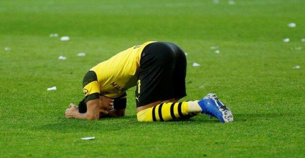 Football-Bundesliga : Dortmund damper against Hoffenheim - Hannover succeeds in important victory