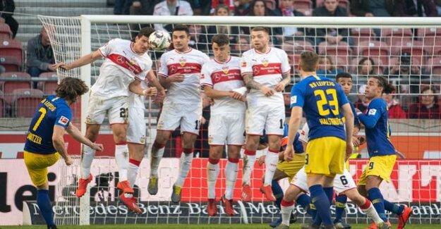 Football-Bundesliga : Tristesse in a relegation battle