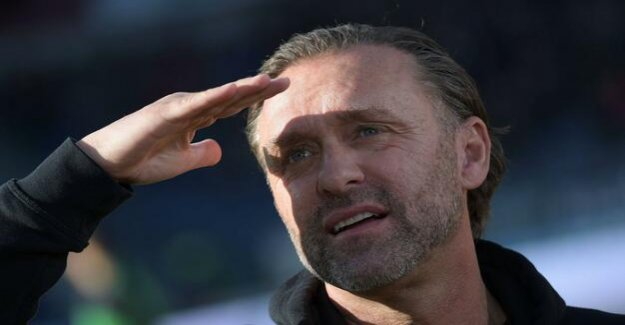 Football-Bundesliga : snail race on the table at the end of