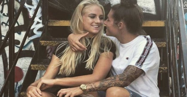 Football-lovers is causing a stir: I got it bad, when she won