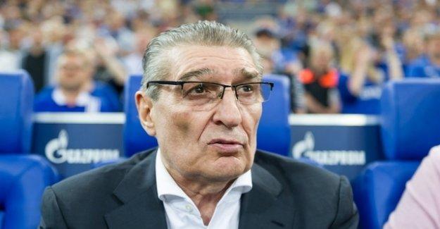 Former Schalke Manager Rudi Assauer died