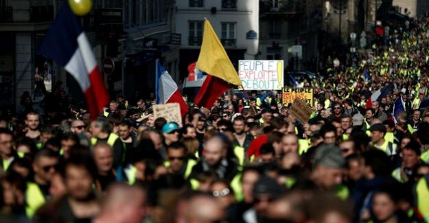 France : justice is investigating anti-Semitic failures in yellow West-Protest