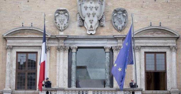 France recalls Ambassador from Italy