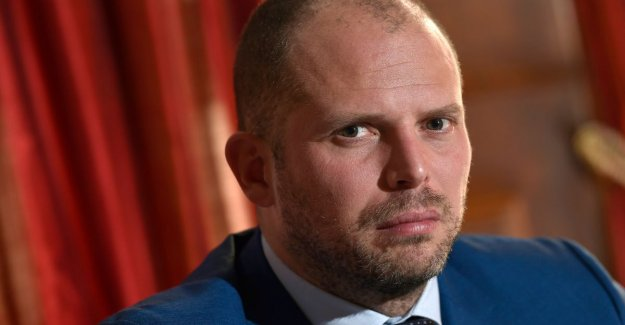 Francken is against a return of IS fighters: Take the Belgian nationality.