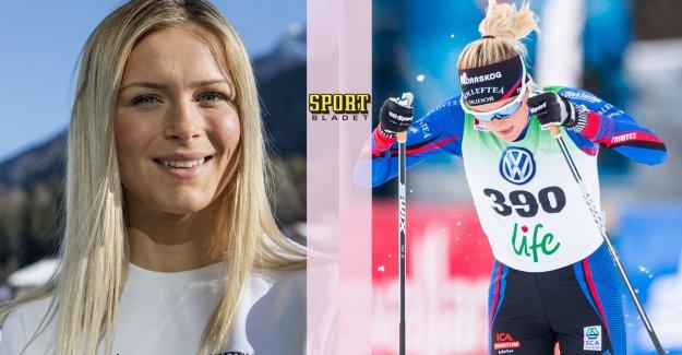 Frida Karlsson hailed after debut