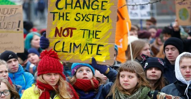 Fridays for the Future : a environmental youth movement?