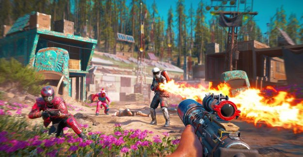 GAMEREVIEW. 'Far Cry New Dawn': the apocalypse was never so colorful (and amusing)