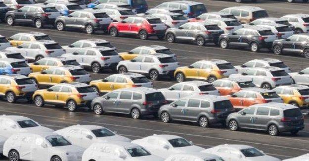 German car companies of rügen, the threat of US punitive duties