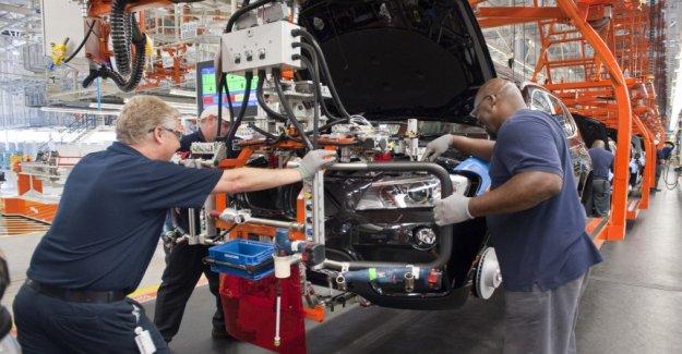 German car industry condemned US customs threat