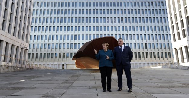 German federal intelligence service may giant base