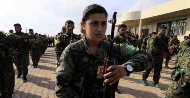 German jihadists : Former ISIS-fighters are stuck in a Kurdish prison