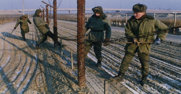 German shot at the iron curtain – the remuneration