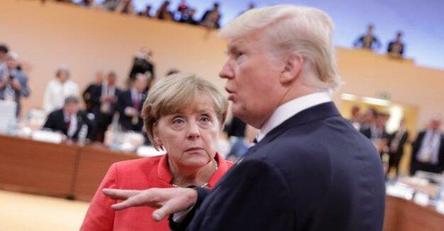 Germany and the US : Angela Merkel's defiant self-assertion