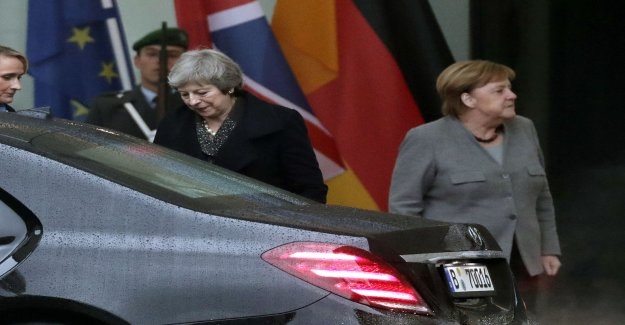 Germany halts extradition at the brexit