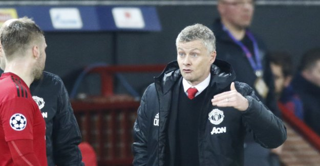 Giggs about Solskjær: - If Ole is appointed, keep it a secret