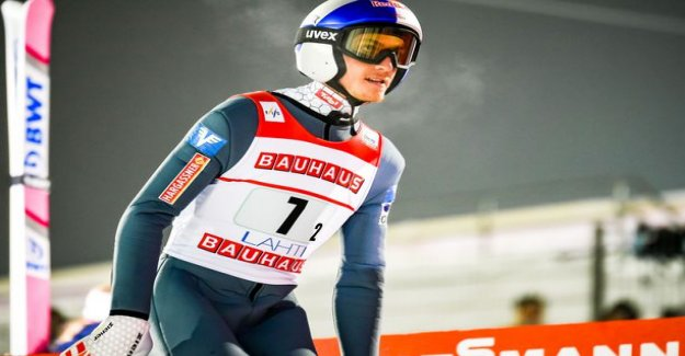 Gregor Schlierenzauer rise ski jumping super star only 16 years old and know, what the hell kind of Matti Nykänen went through: I Understand him and his difficulties