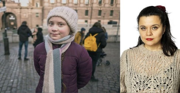 Greta Thunberg makes the impossible possible