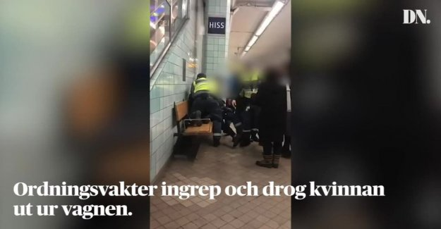 Guard who intervened against pregnant woman: I have been judged in the media