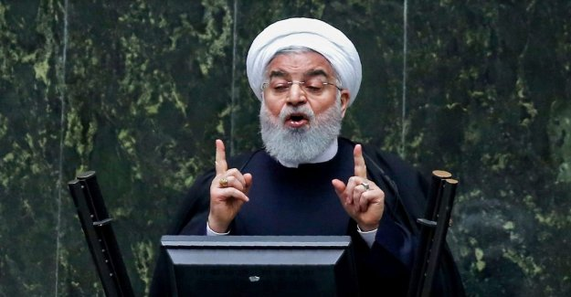 Gunnar Jonsson: the EU is looking for the back door to Iran