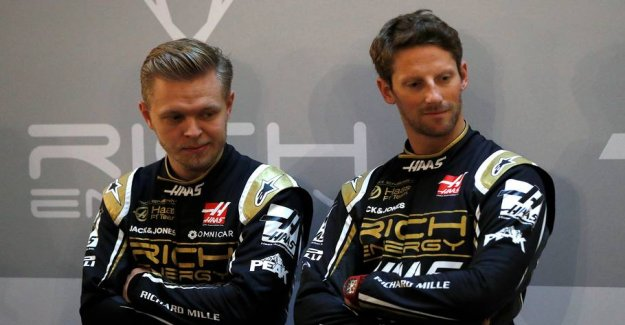 Haas strengthens the requirements to Kevin and co.