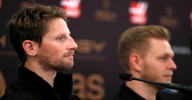 Haas-the star enjoys new vægtregler: Corks out